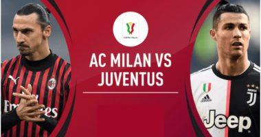 Juventus-Milan dhe Napoli-Inter, zyrtarizohen datat e gjysmëfinaleve