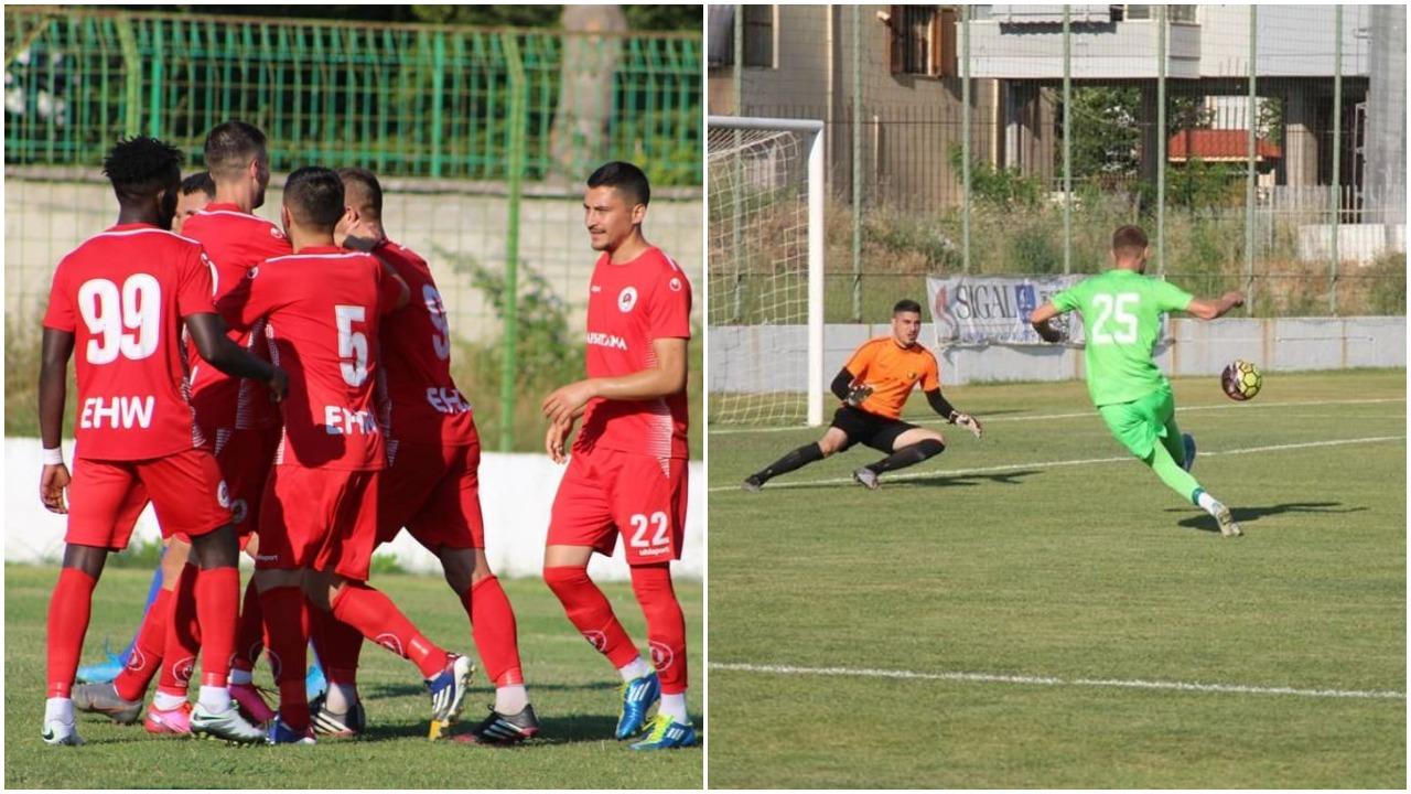 Kastrioti rikthehet në Superiore, 13 gola në fitoren e çmendur të Apolonisë
