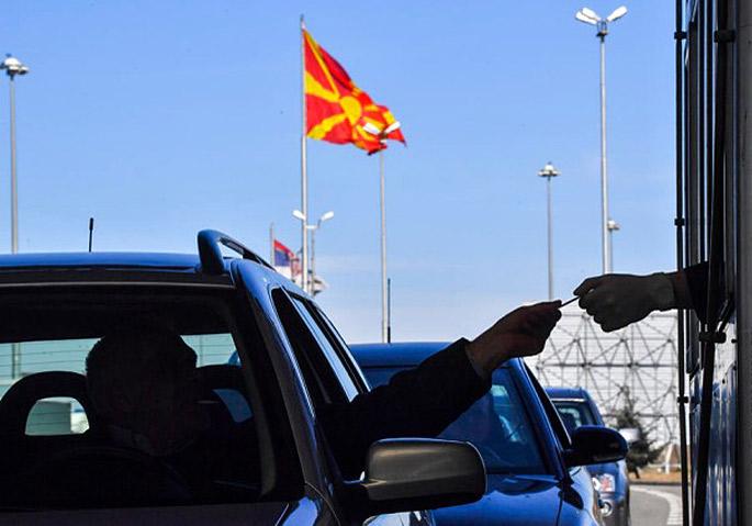 Maqedonia e Veriut hap nesër kufijtë, pas test dhe karantinë