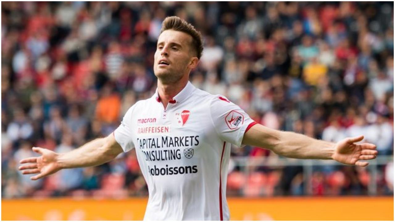 VIDEO/ Lenjani sërish i shkëlqyer në Zvicër, shënon supergol për Sion