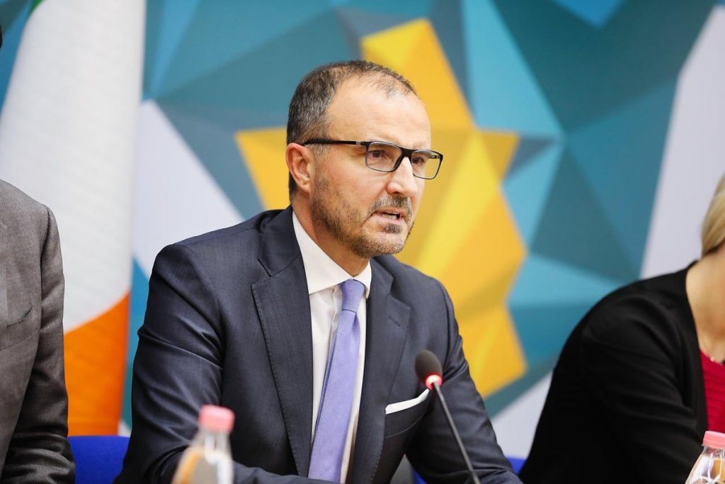 Luigi Soreca: Reforma në drejtësi po ecën përpara, zbatimi i saj duhet të vazhdojë
