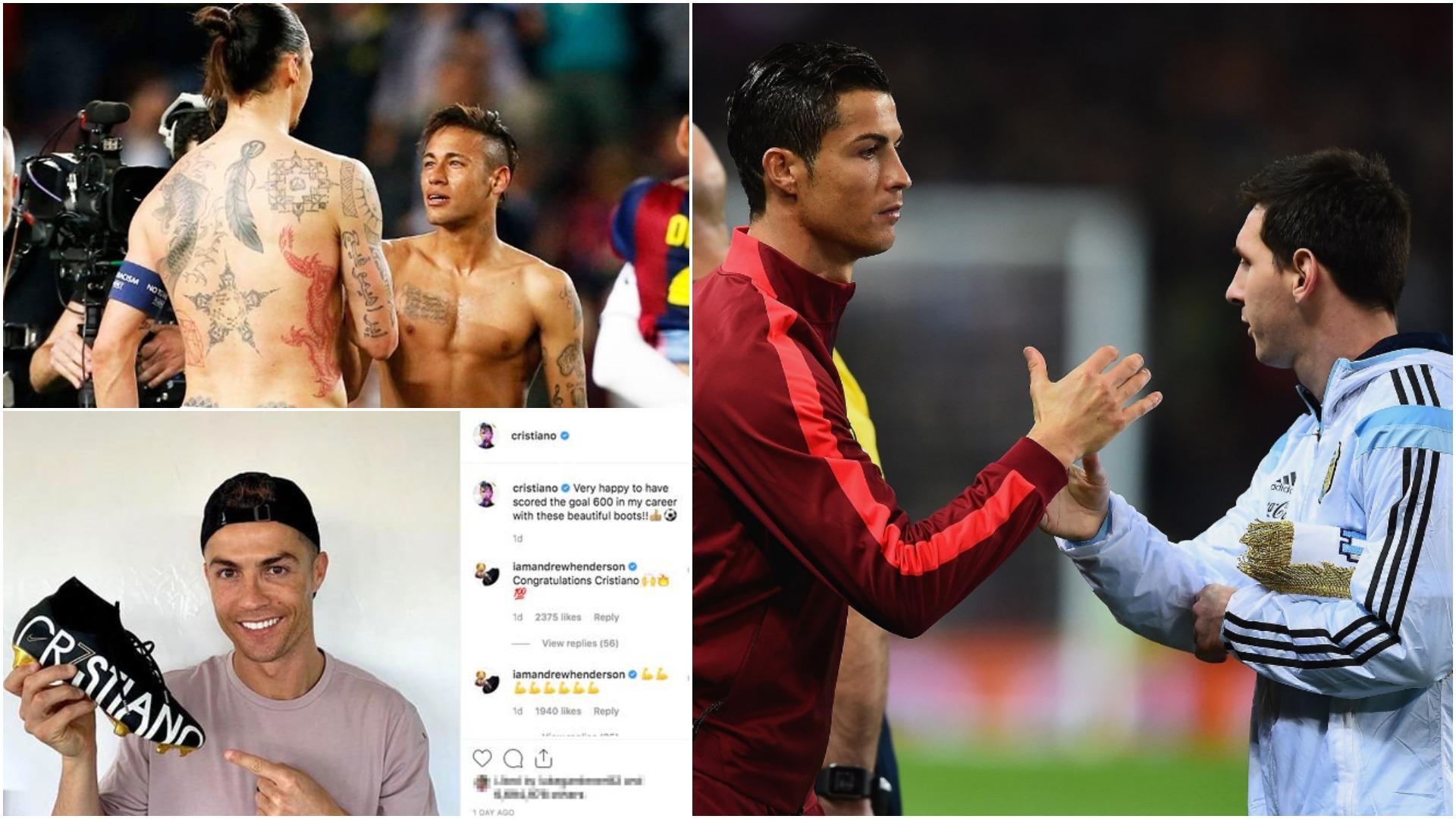 """2.1 milion euro fitime për katër postime, CR7 """"mbreti"""" i rrjeteve sociale"""