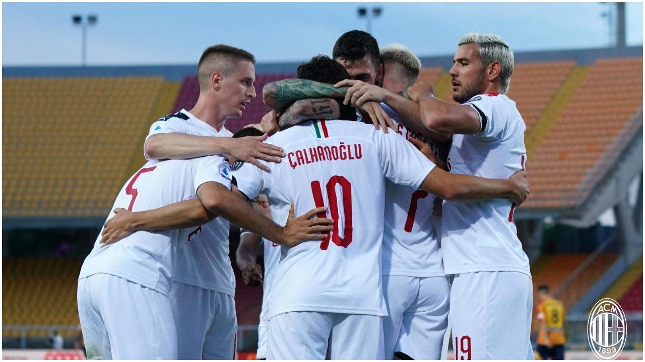 Zyrtare, Milani siguron firmën e talentit për katër vitet e ardhshme