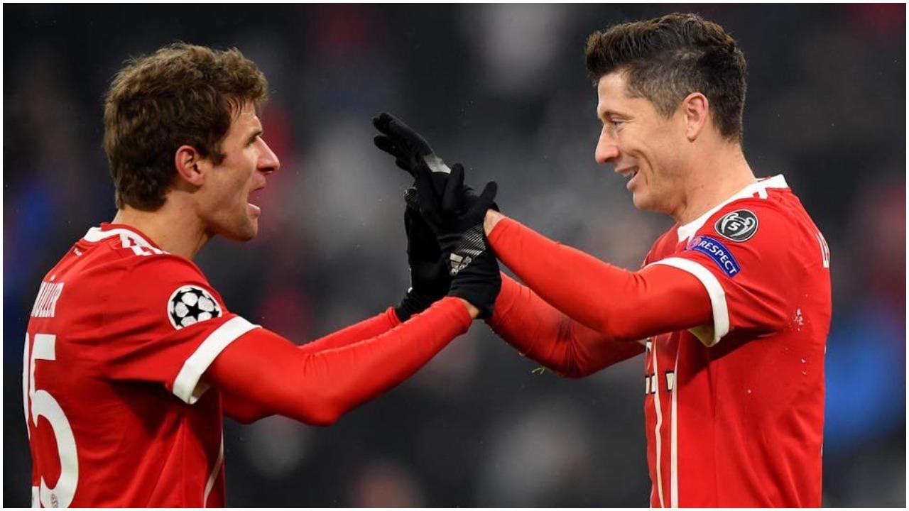 """Muller me rekord, futbollisti që """"fshihet"""" pas golave të shumtë të Bayernit"""