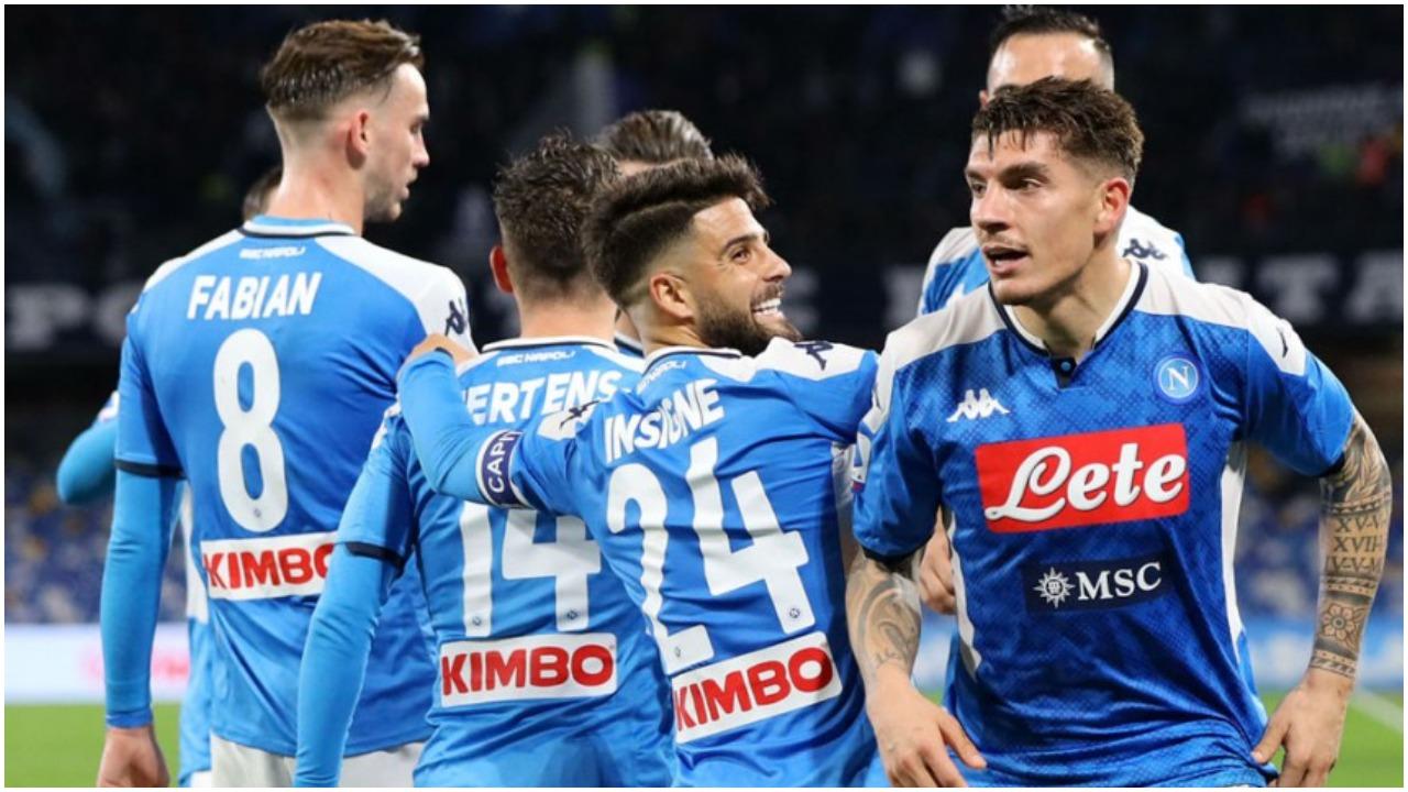 Shkëmbimi i projektuar, Tottenham dhe Napoli bëjnë gati propozimin