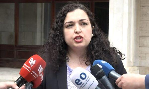 Osmani: Dialogu me Serbinë, Thaçi të sqarohet nëse ka hequr dorë nga korrigjimi i kufijve