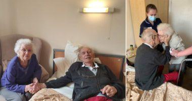 Çifti britanik ribashkohet pas 5 muajsh ndarje nga koronavirusi