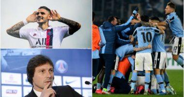 Jo vetëm Icardi: PSG nuk ndalet, tenton dy lojtarë të Lazios