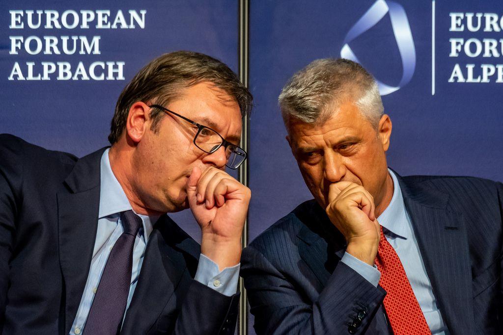 Vuçiç: Jam i gatshëm të takohem me Thaçin
