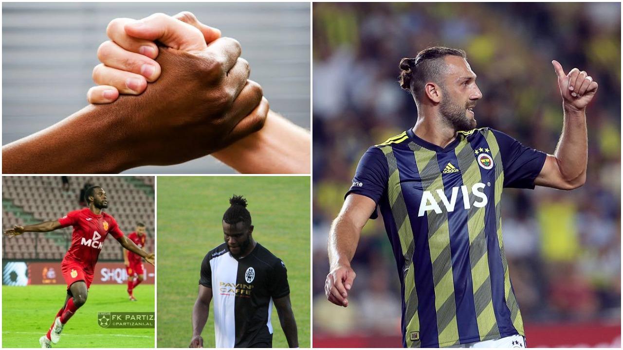 Solidarizimi me Floyd, Muriqi i bashkohet lojtarëve afrikanë të Superiores