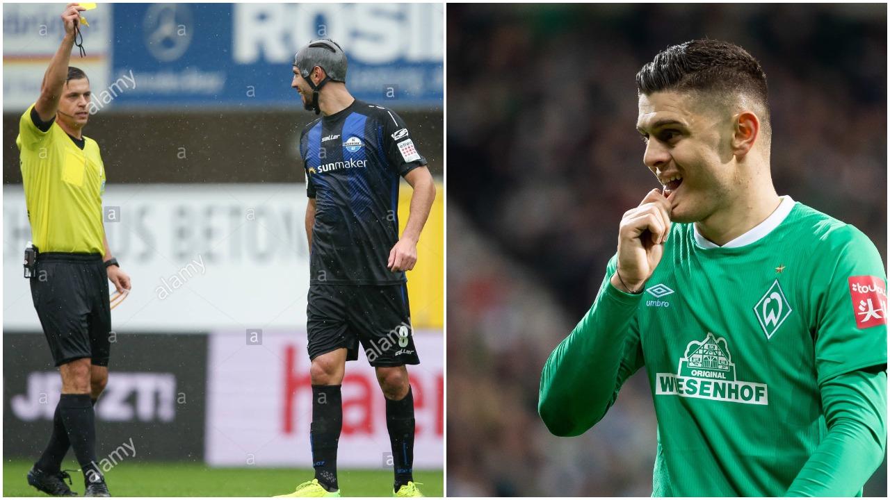 Spektakël në Bundesliga: Rashica humb penallti, Gjasula vendos rekord!