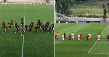 Jo vetëm në Premier League, edhe dy klube të Serie A kundër racizmit
