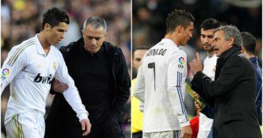 """""""Mourinho e kritikoi ashpër, për pak plasi grushti mes tij e Cristianos!"""""""