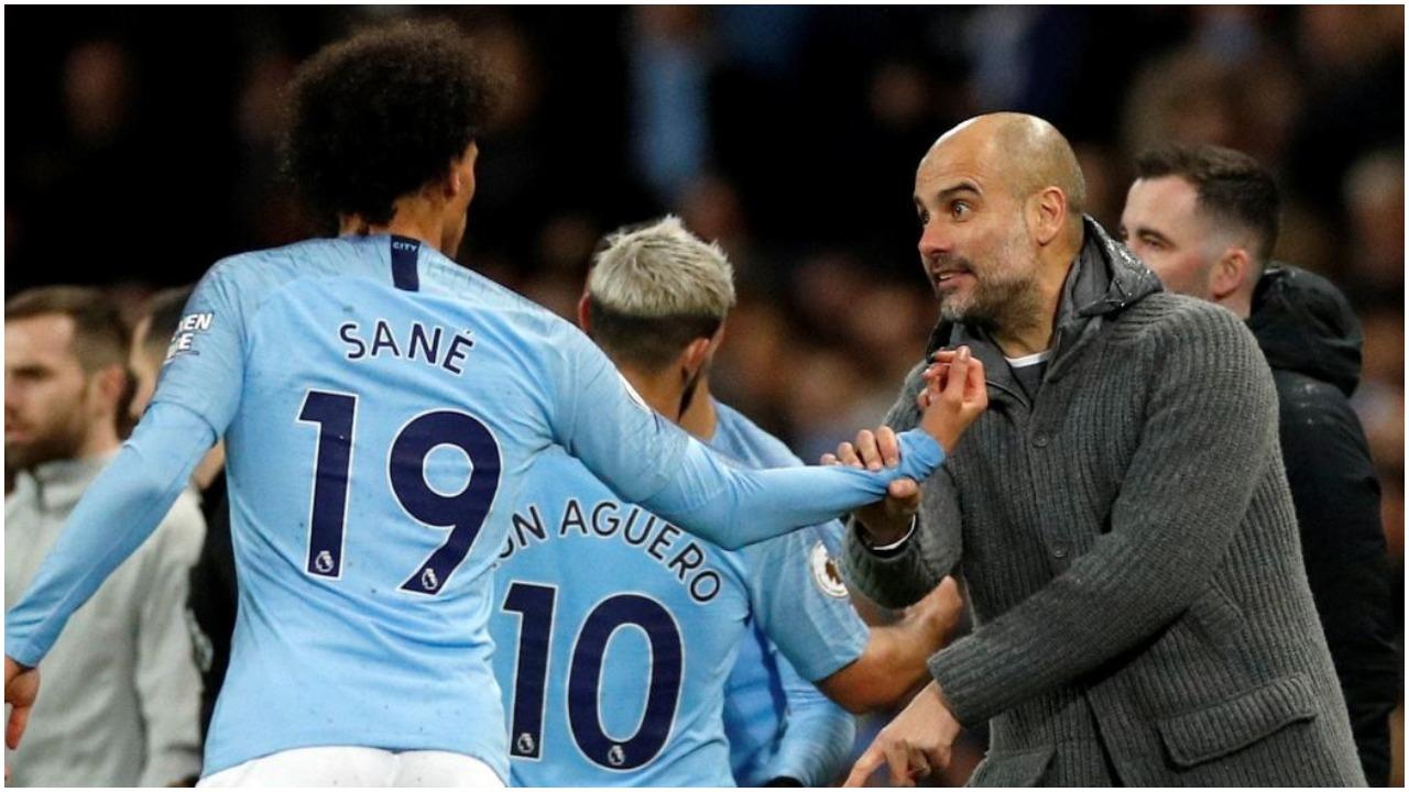 Pasuesi i Sane, Guardiola: Hall që zgjidhet lehtë, e kemi mendjen diku tjetër