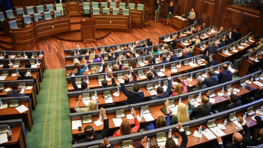 Dy zyrtarë me Covid-19, shtyhet mbledhja e Kryesisë së Kuvendit në Kosovë