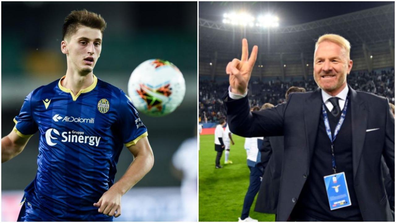 Lazio akord me Kumbullën, ofertë konkrete dhe në tryezën e Hellas Veronës