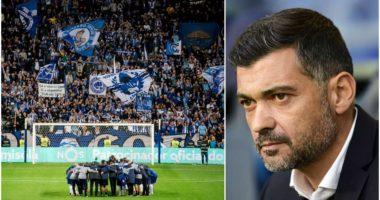 """""""Futbolli pa tifozë, si sallata pa vaj"""", deklaratë epike e trajnerit të Portos"""