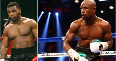 Mike Tyson injorohet, Mayweather zgjidhet më i miri në historinë e boksit
