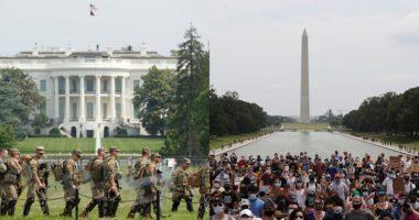 Protesta e radhës për vrasjen e Floyd në SHBA, fortifikohet Shtëpia e Bardhë
