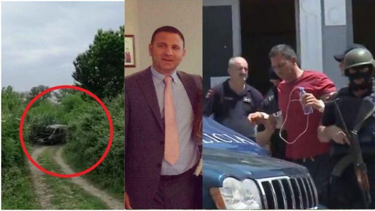 Pas atentatit, Ardian Çapja del nga spitali i Traumës nën masa të rrepta sigurie