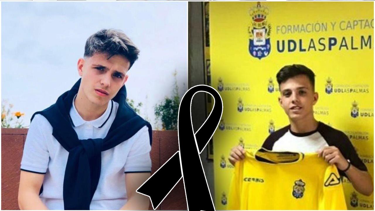 Tronditet futbolli spanjoll, shuhet 17-vjeçari i talentuar i Las Palmas