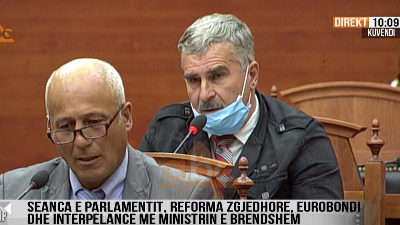 Gjuzi-Ruçit në Kuvend: Po u jap një këshillë, mos bëni komente mbi fjalët e mia
