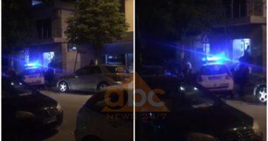 VIDEO/ Eksploziv midis dy pallateve, policia sqaron shpërthimin në Vlorë