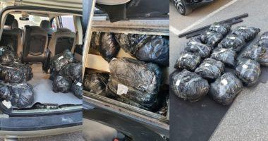 Kapen 28 kg lëndë narkotike në Elbasan, arrestohen 3 persona, në kërkim një tjetër