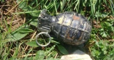 Gjendet granatë para drejtorisë së Policisë në Tiranë