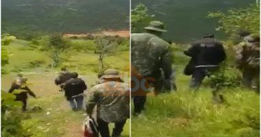Rrahu gruan dhe i mori djalin, kapet në pyll 44-vjeçari bashkë me të miturin