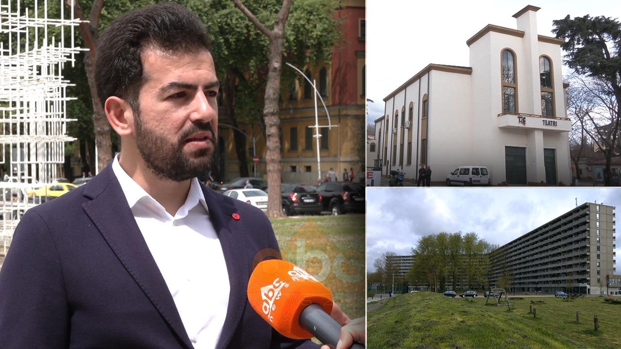 Saimir Kristo: Objektet e përzgjedhura për çmimin europian të arkitekturës larg Tiranës
