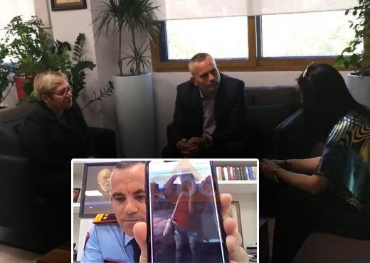 """""""E shikoni çfarë familje"""", Ardi Veliu takon Zaida Çobon pasi i publikoi videon me armë"""