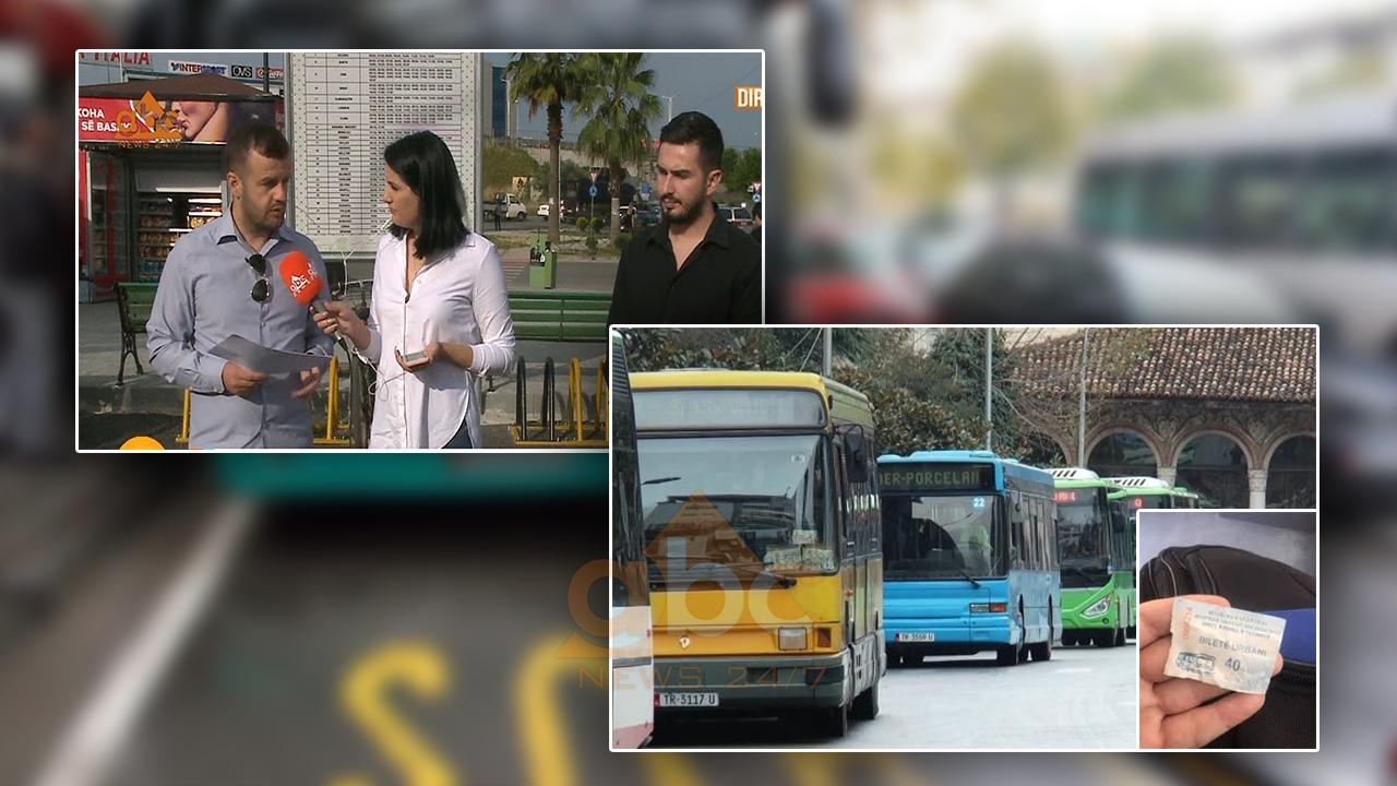 Shoqata e transportit në protestë: Nëse nuk plotësohen kërkesat, do të rrisim biletën