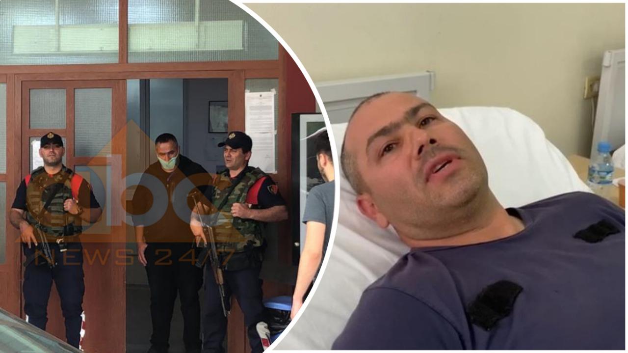 """""""Dëgjova një shpërthim"""", flet për Abc News zjarrfikësi i plagosur pas atentatit ndaj Ardian Çapjas"""