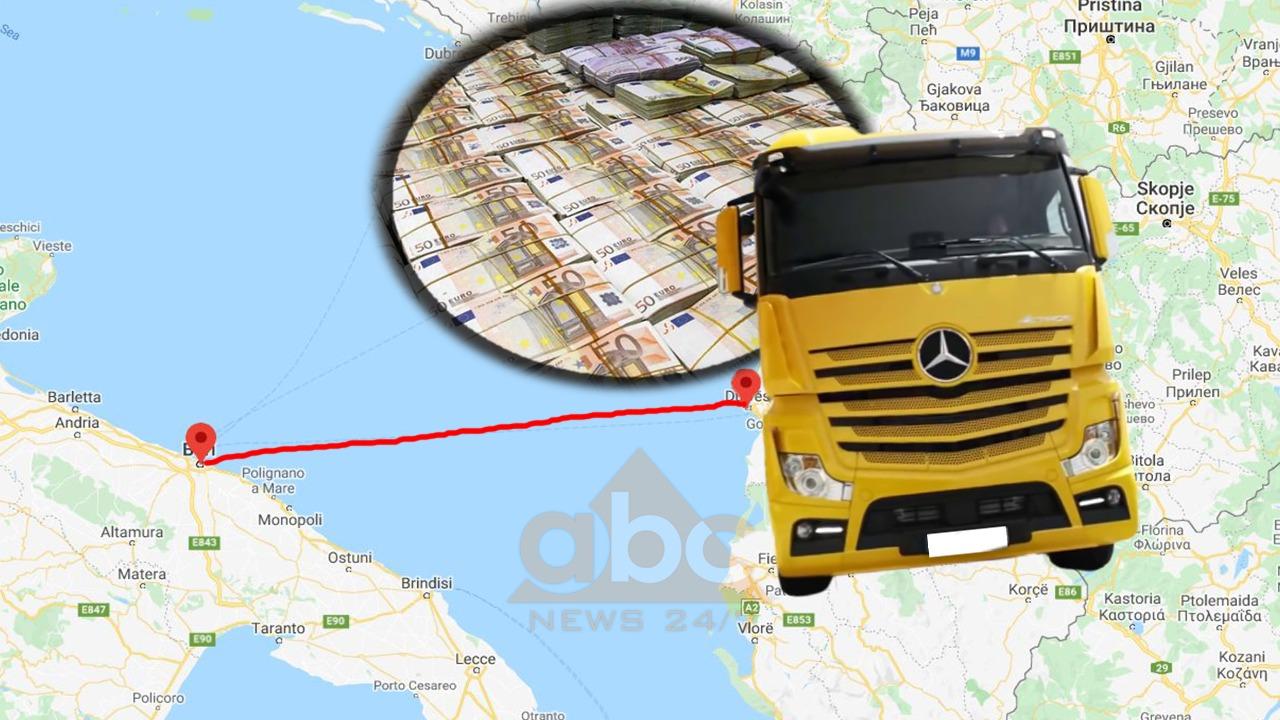 Sekuestrimi i thasëve me euro në Portin e Durrësit, Policia jep detajet