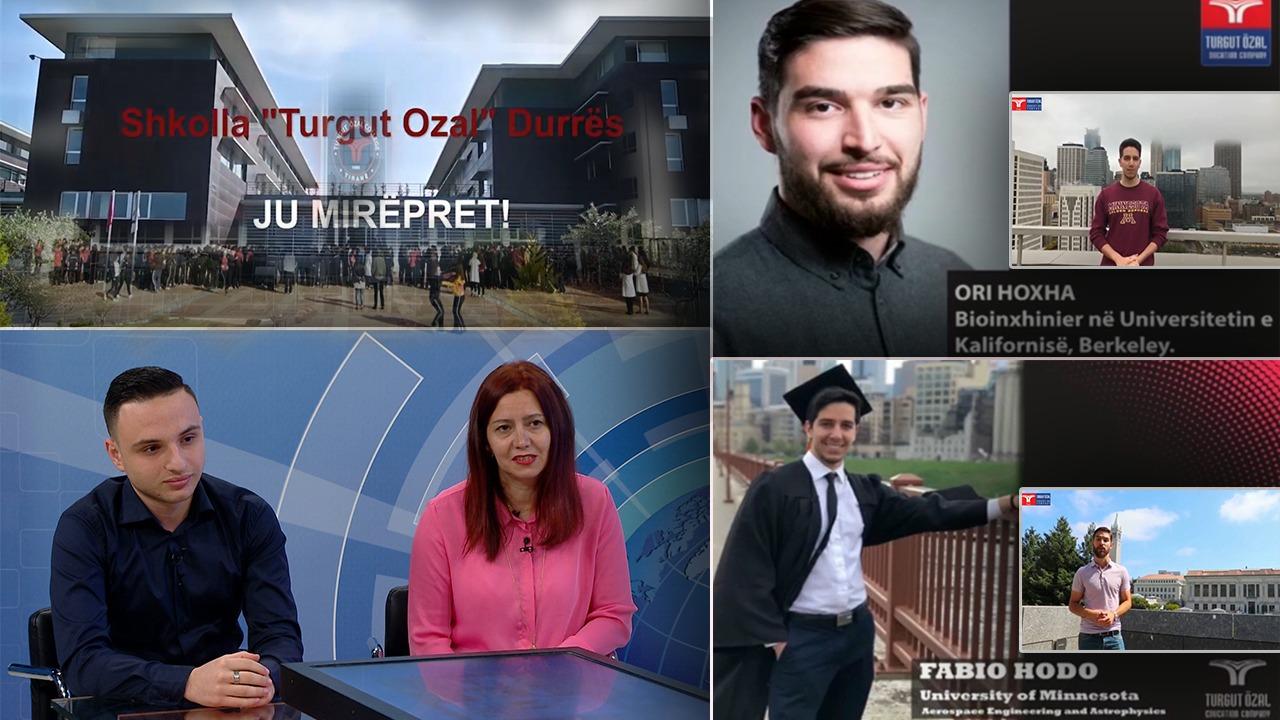 """Kolegji """"Turgut Ozal"""", pikënisja e duhur për të mbërritur në majat e suksesit"""