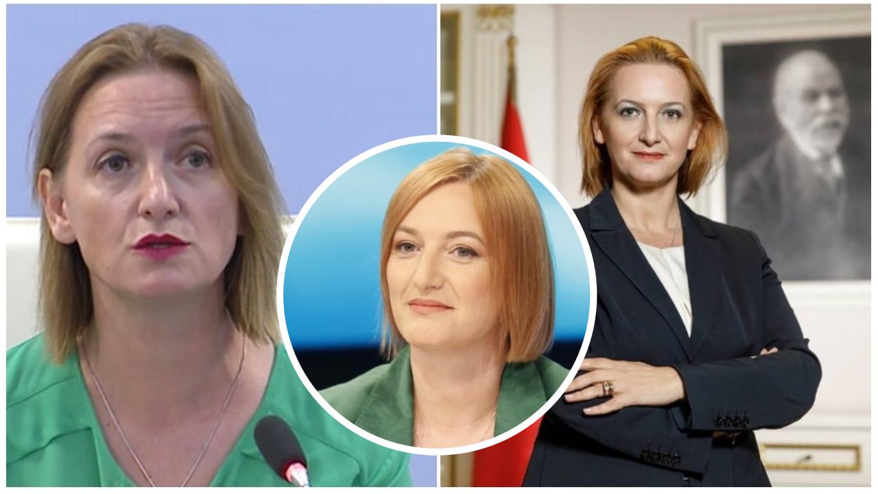FOTO/ Karantina ndryshoi Anila Denajn, si është transformuar ministrja