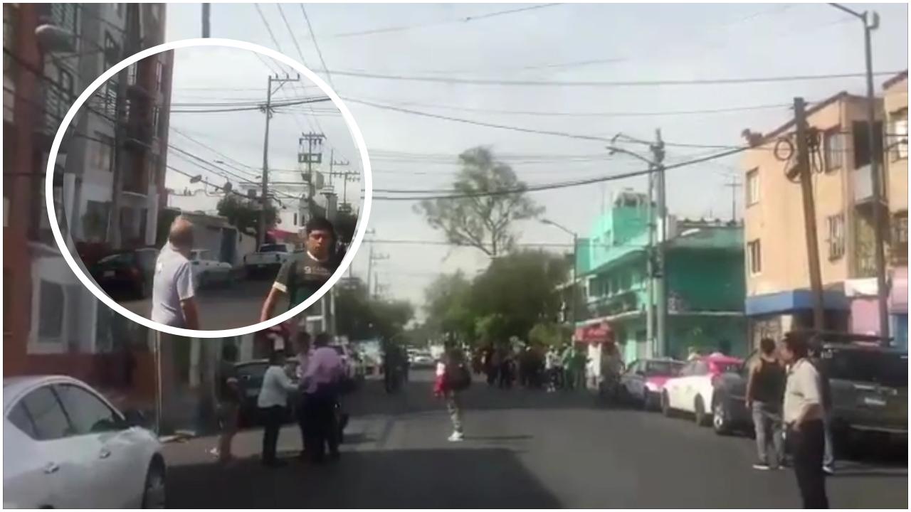 VIDEO/Tërmeti i fuqishëm, pamje të frikshme nga Meksika: Lëvizin shtyllat dhe ndërtesat