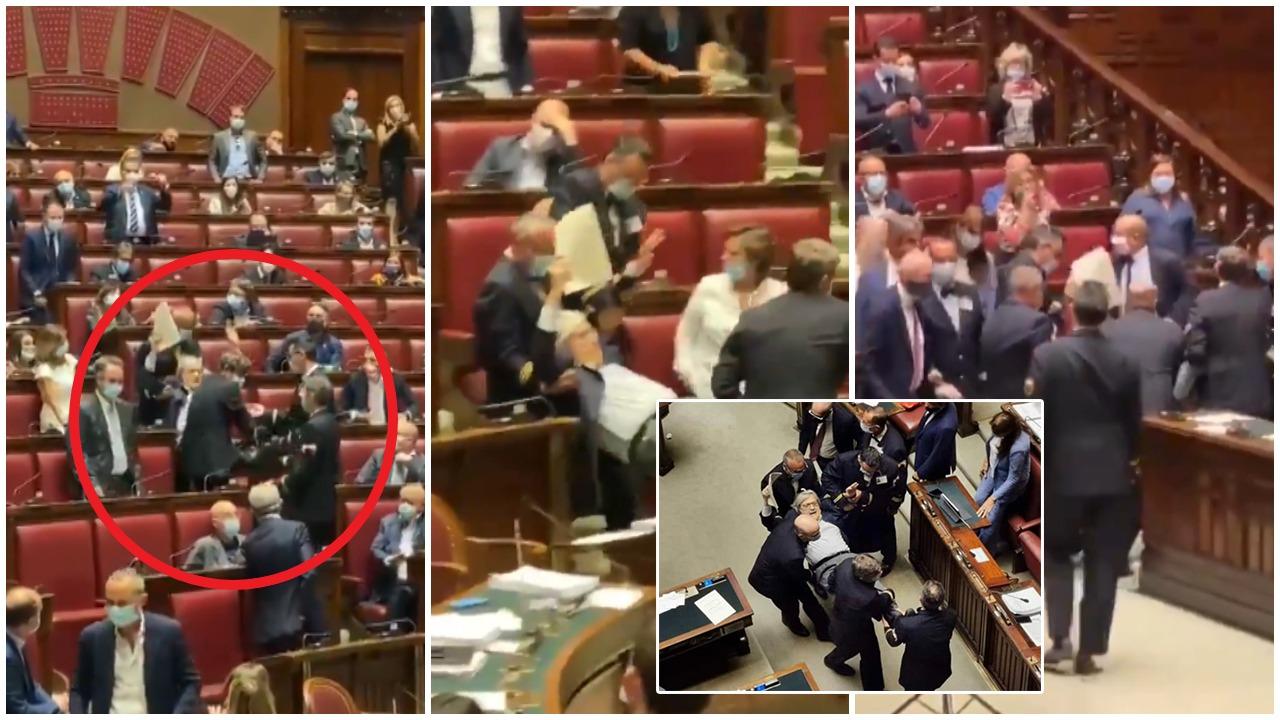E bëri Bylisin grek, Sgarbi nxirret zvarrë nga parlamenti italian pasi shau kolegët