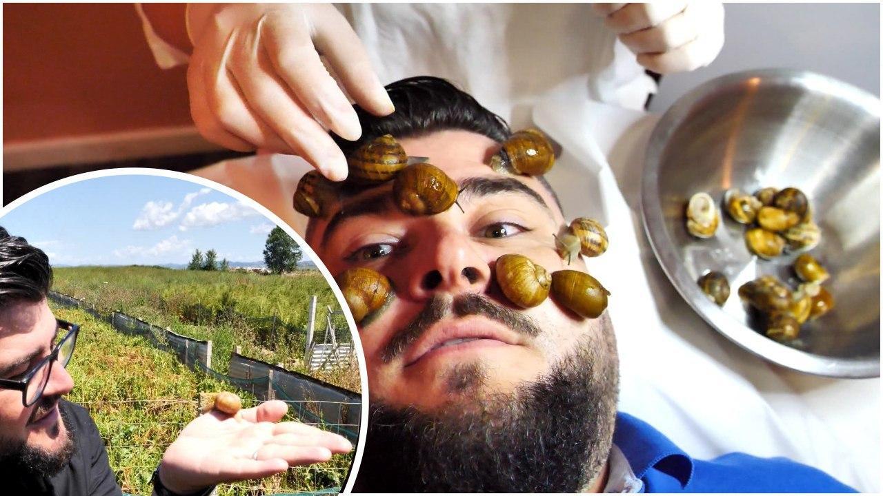 Kërmilli, butaku që të pasuron, pastron dhe ushqen – Nëpër Shqipëri