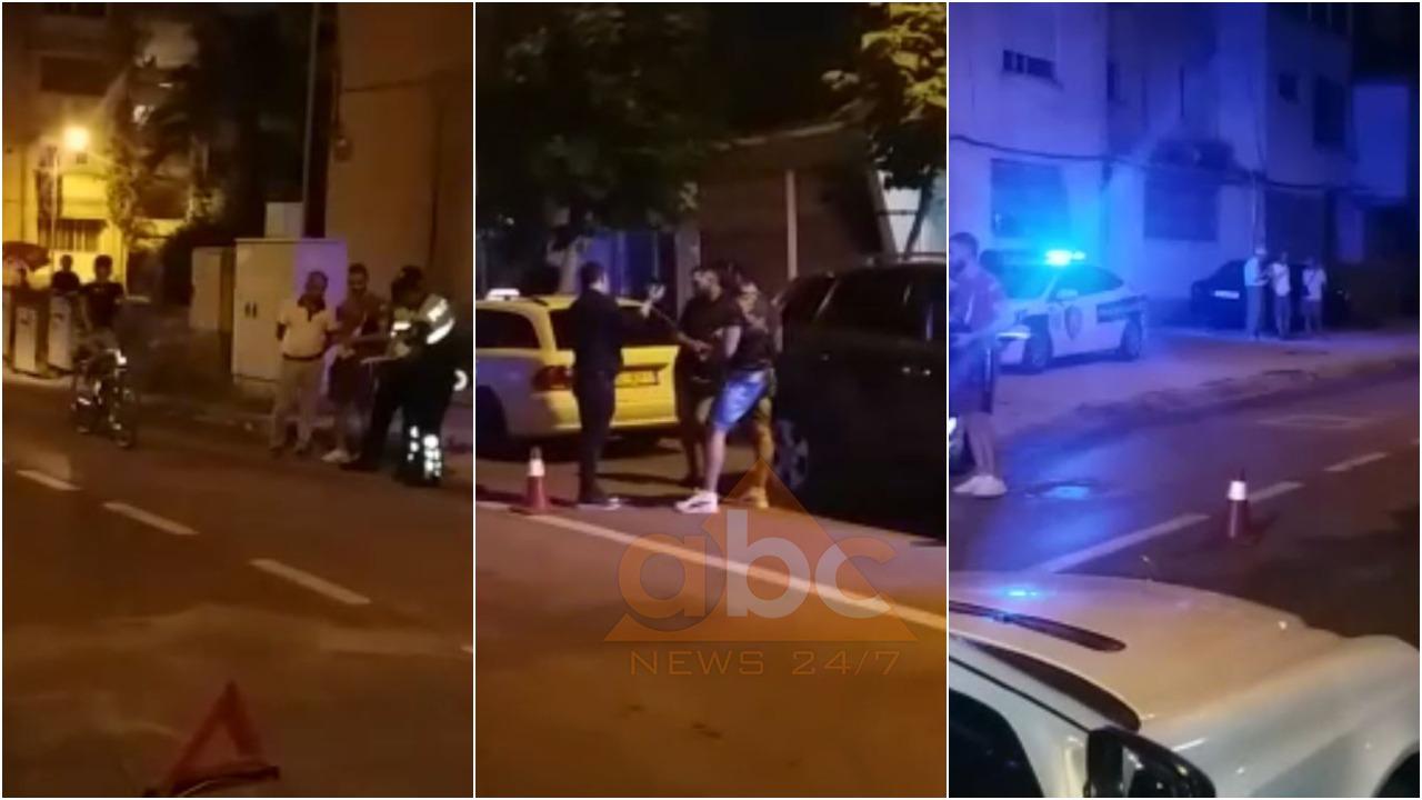 VIDEO/ Aksident në Vlorë, makina përplas një fëmijë