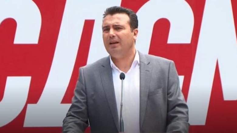 Zaev: Zgjedhjet në Maqedoninë e Veriut më 15 korrik