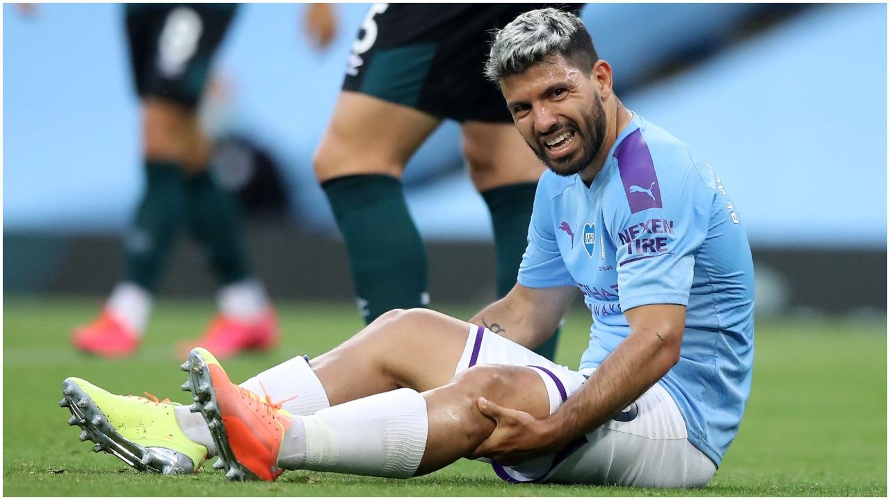 """Dëmtimi i rëndë i Agueros, vetë """"El Kun"""" konfirmon gjithçka"""