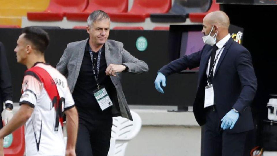 Shpërthen trajneri spanjoll: Ju kam dhjerë në ligë, na lanë si legenë!