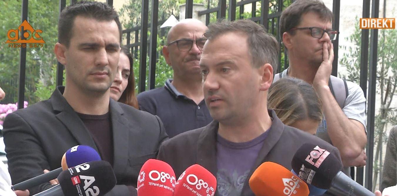Aleanca për Mbrotjen e Teatrit, tjetër kallzim penal, Goci: Do të vijojmë me denoncimet
