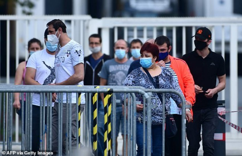 Gjermania raporton numrin më të lartë të rasteve të reja brenda ditës