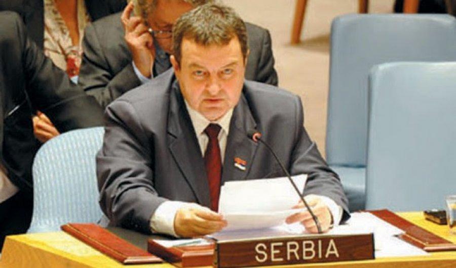 """""""Serbia ka ndalur fushatat kundër njohjeve për Kosovën"""", reagon ministri Daçiç"""