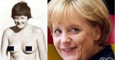 Merkel nudo? Dalin fotot që turpërojnë kancelaren gjermane
