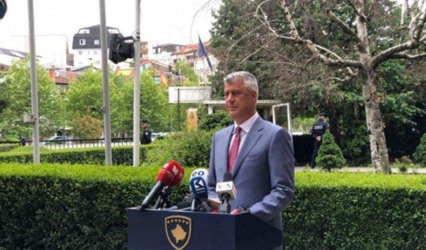 Thaçi: Qeveria e re të marrë përgjegjësitë, është koha për prioritete të qarta