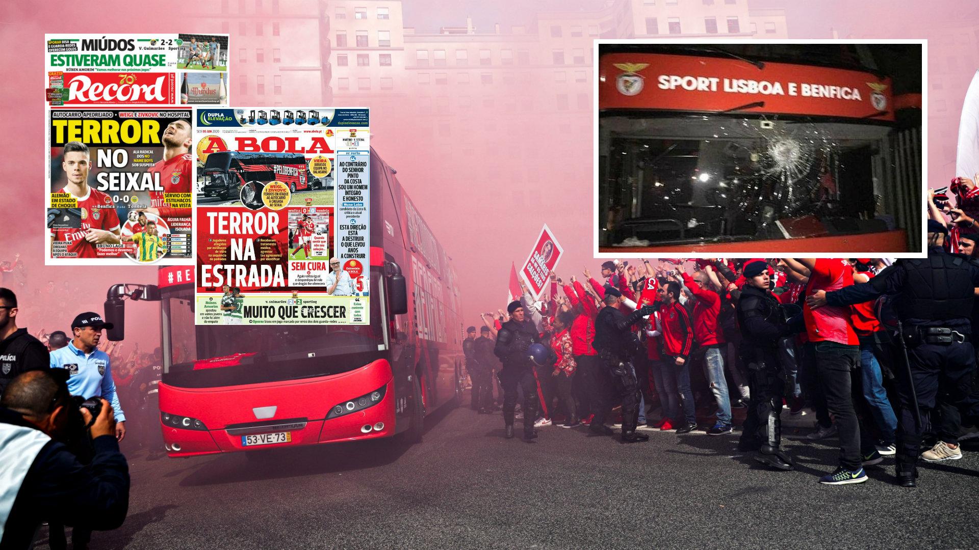 Kaos te Benfica: Tifozët ndërmarrin aksionin e radhës, e pëson edhe trajneri